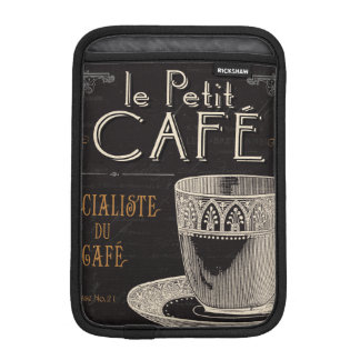 A Contemporary Cup of Coffee iPad Mini Sleeve