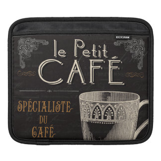 A Contemporary Cup of Coffee iPad Sleeve