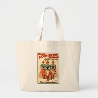 A Contented Woman Campaign Girls Bag