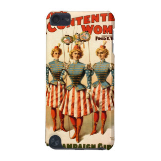A Contented Woman Campaign Girls iPod Touch (5th Generation) Cover