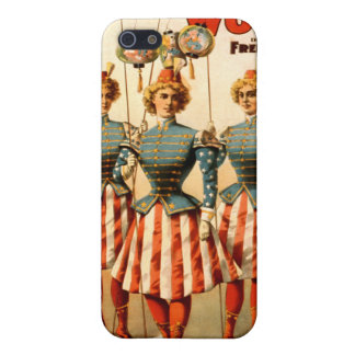 A Contented Woman Campaign Girls Cover For iPhone 5