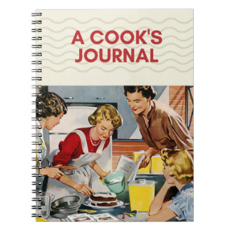 A Cook's Journal Vintage