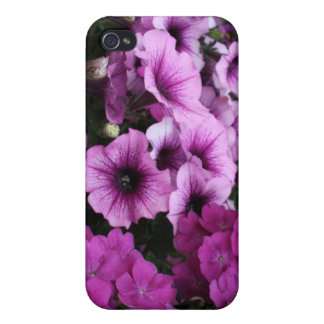 A cool shade of Purple iPhone 4/4S Cases