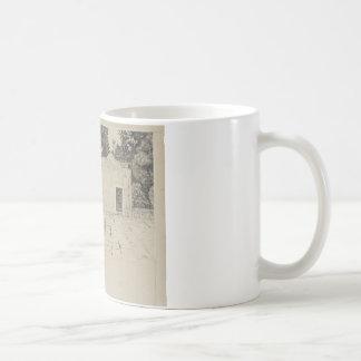 A Corner of the Haram by James Tissot Basic White Mug