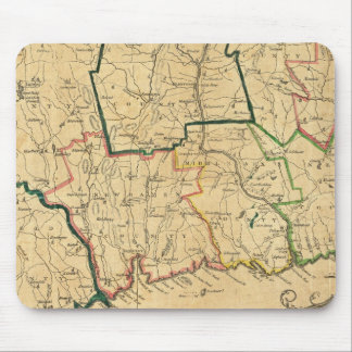 A Correct Map of Connecticut Mouse Mat