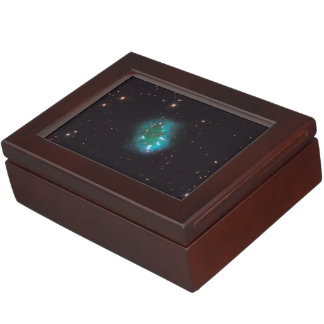A Cosmic Necklace Larger than a Solar System Memory Box