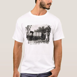 A Cotton Carrier, from 'Travels in Brazil' T-Shirt
