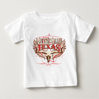 A Country Called Texas Baby T-Shirt