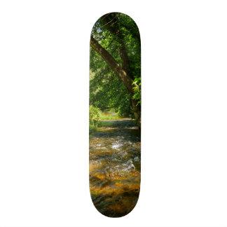 A Country Creek 18.1 Cm Old School Skateboard Deck