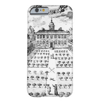 A country house garden, from 'The Gentlemen's Recr Barely There iPhone 6 Case