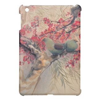 A Couple in Spring iPad Case