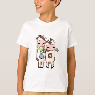 a couple of cute moo cows T-Shirt