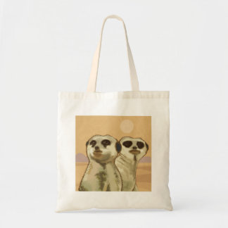 A couple of Meerkats Bag