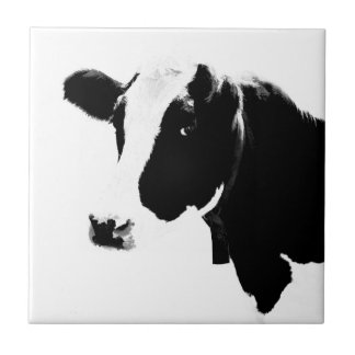 A Cow Is a Milk Container Tile