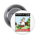 A Cow is for Milking not just for Christmas Buttons