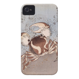 A Crab on the Seashore Case-Mate iPhone 4 Cases