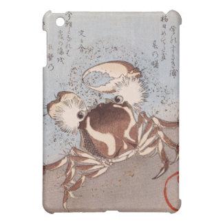 A Crab on the Seashore iPad Mini Cases