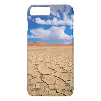 A cracked desert plain iPhone 8 plus/7 plus case
