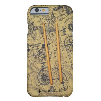 A creative drummer's iPhone 6 classic case Barely There iPhone 6 Case