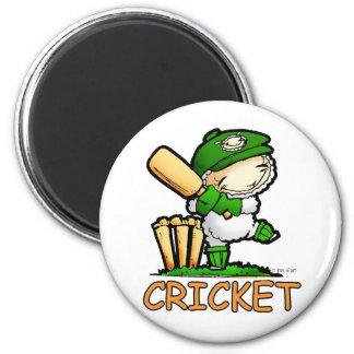 (A)Cricket Magnet