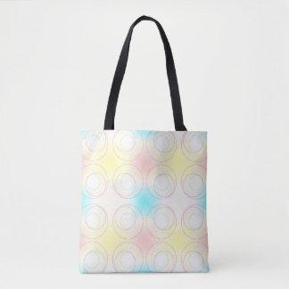 A Crop of Circles Tote Bag