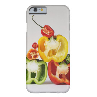 A cross-section of peppers barely there iPhone 6 case