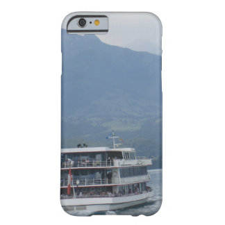 A cruise ship on Lake Thun Barely There iPhone 6 Case