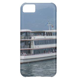 A cruise ship on Lake Thun in Switzerland Case For iPhone 5C