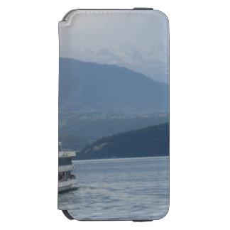 A cruise ship on Lake Thun Incipio Watson™ iPhone 6 Wallet Case