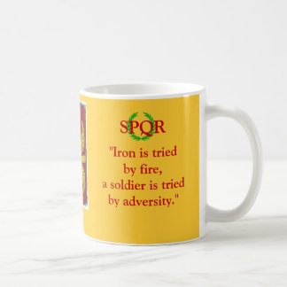 A cup for a soldier of Rome Coffee Mug