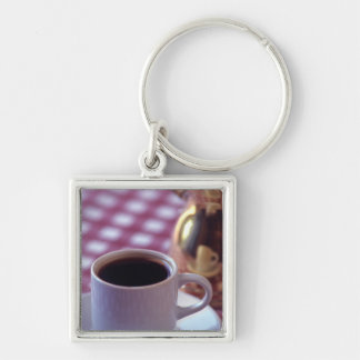A cup of Arabic Coffee. Syria. The Middle Key Ring