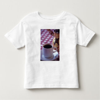 A cup of Arabic Coffee. Syria. The Middle Toddler T-Shirt
