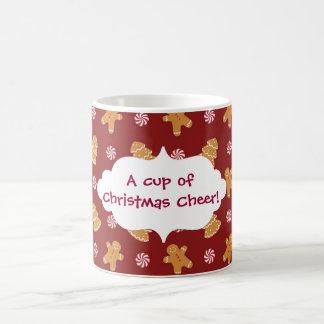 A cup of christmas cheer Mug