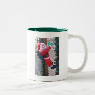 'A Cup of Christmas' Two-Tone Mug