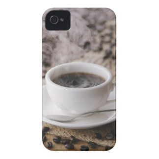 A cup of coffee Case-Mate iPhone 4 cases