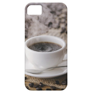 A cup of coffee iPhone 5 cover