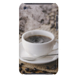 A cup of coffee iPod touch cover