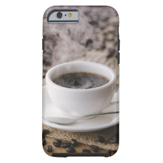 A cup of coffee tough iPhone 6 case