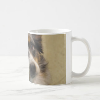 A cup of Rosie Classic White Coffee Mug