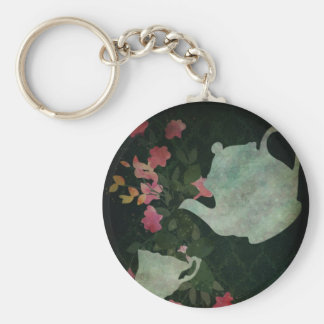 A cup of tea Keychan Key Chains