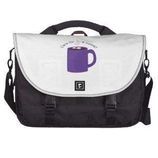 A Cuppa Laptop Commuter Bag