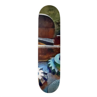 A Cut Above the Rest Skate Board Decks