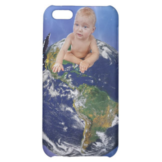 A cute baby's world dream case for iPhone 5C