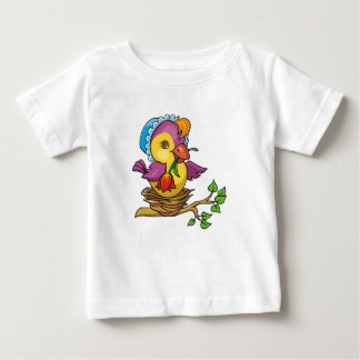 A cute Birdie for Easter Baby T-Shirt