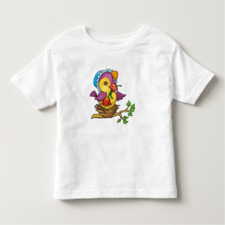 A cute Birdie for Easter Toddler T-Shirt