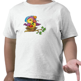 A cute Birdie for Easter T Shirts