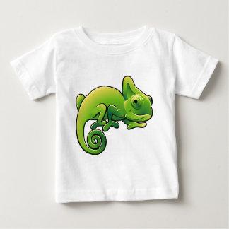 A cute chameleon lizard baby T-Shirt