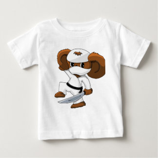 A cute funny cartoon cheburashka baby T-Shirt