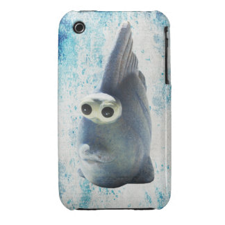A Cute Funny Fish With Big Eyes Case-Mate iPhone 3 Cases