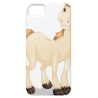 A cute horse case for the iPhone 5